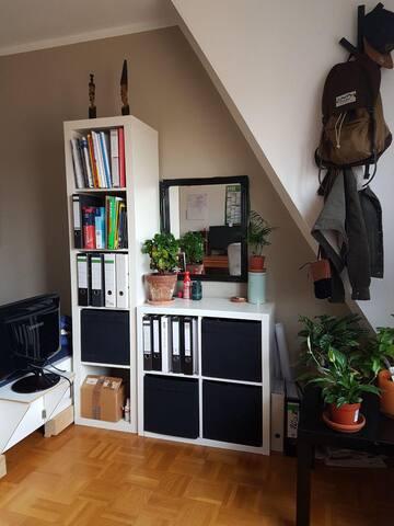 Schönes Zimmer in netter WG zur Untermiete