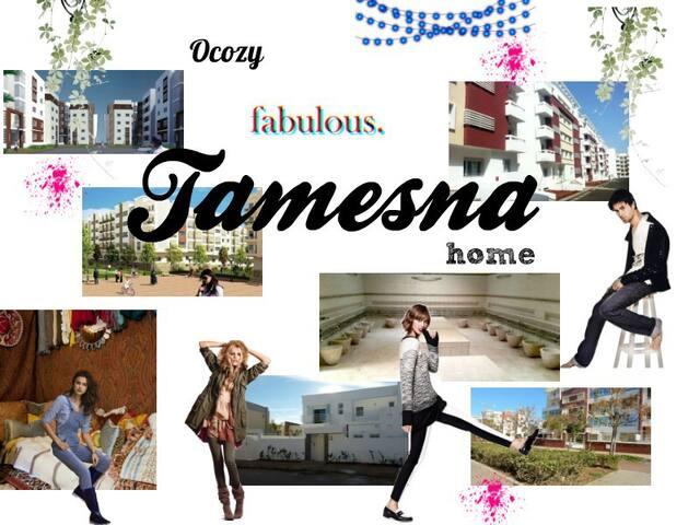 Ocozy Fabulous Tamesna Home