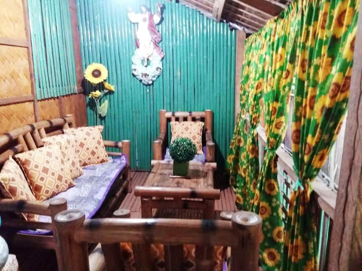 Eco Bamboo House - Near Beach
