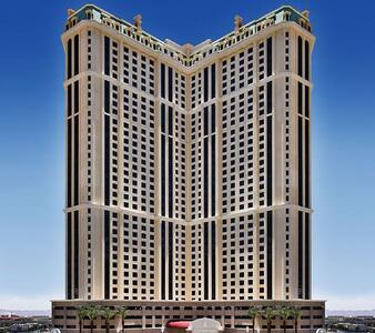 Las Vegas.Marriott.1BR.1BTH.2BD. CES (NO RESO Fee)