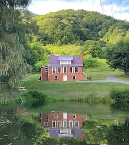 New! Little Farm On The Pond-Trout Pond, Streams