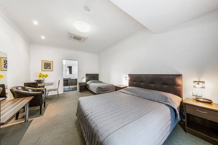 Cessnock Motel - Family Room