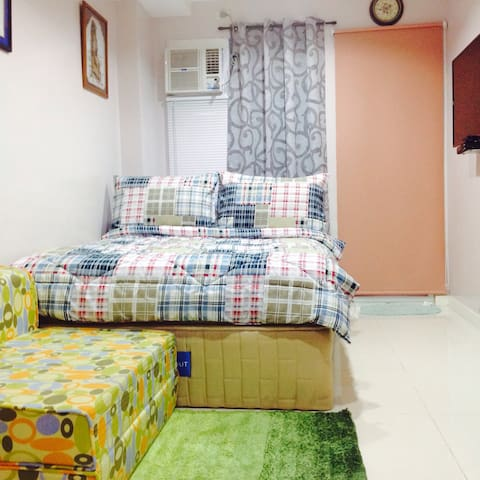 Sleek Condo at the heart of d' City - Davao City - Apartment