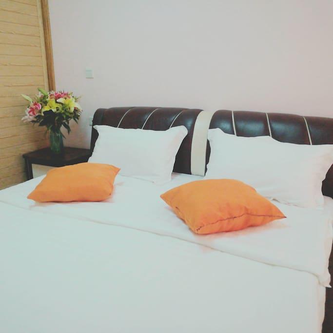 603大床房 独立卫生间