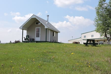 Tiny House with sleeping loft on Horse Ranch - Sturgeon County - Andet