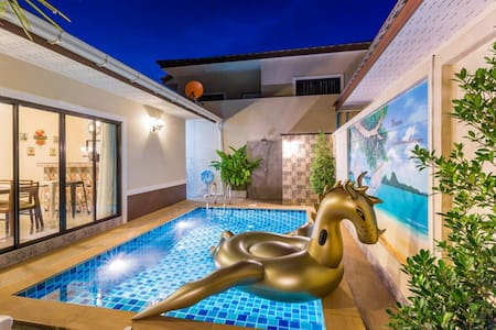 Brand New Stylish Pool Villa 2 Bedroom - กระบี่ - Villa