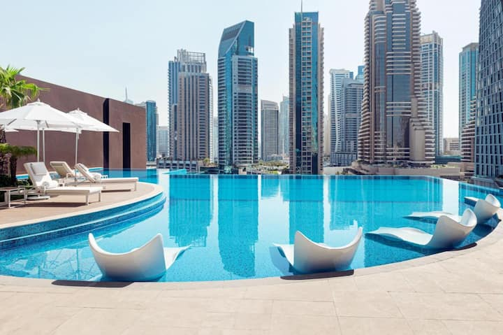 Luxury 5*star Marina gate Jumeirah Living