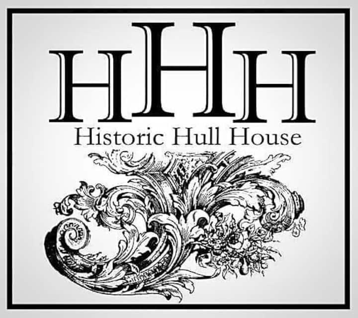 Historic Hull House Inn William H. Hull Quarters