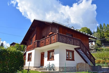 SPLENDIDA CASA FINEMENTE ARREDATA - Pieve di Cadore - Appartement