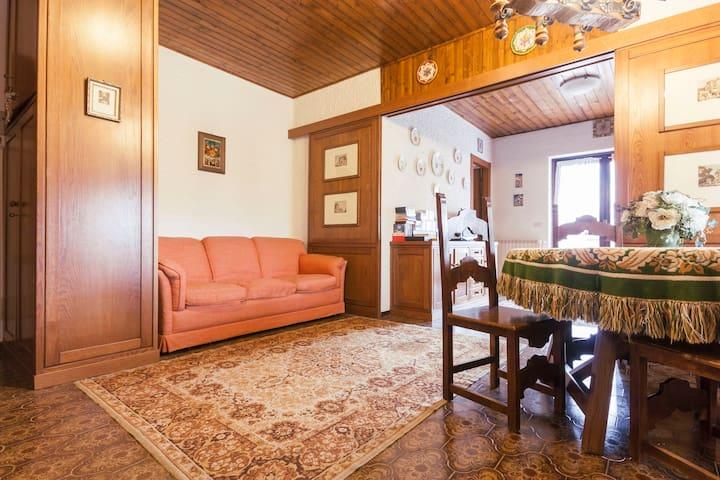 GetMiHome - Appartamento in Castione Presolana(BG) - Castione della Presolana - Apartamento