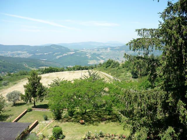 """ANTICA VILLA """"TORRE AGLI ALBERI"""" - Florence - House"""