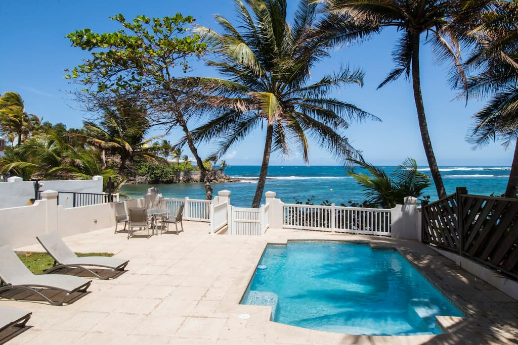 Las Olas Beach House Puerto Rico