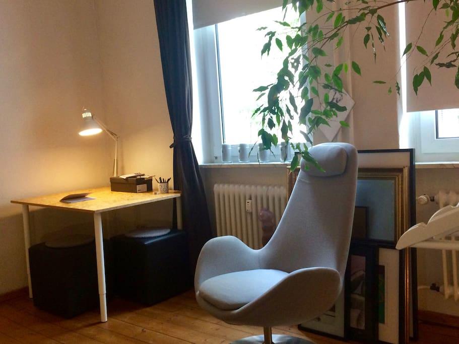 Dein/Euer Zimmer (Schreibtisch)