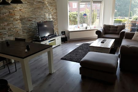 A large apt. 10 minutes. from Rotterdam - capelle aan den ijssel/ rotterdam
