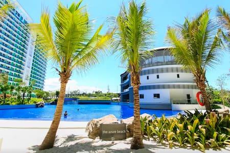Azure Suite Wave Pool Beach Resort! - Параньяке