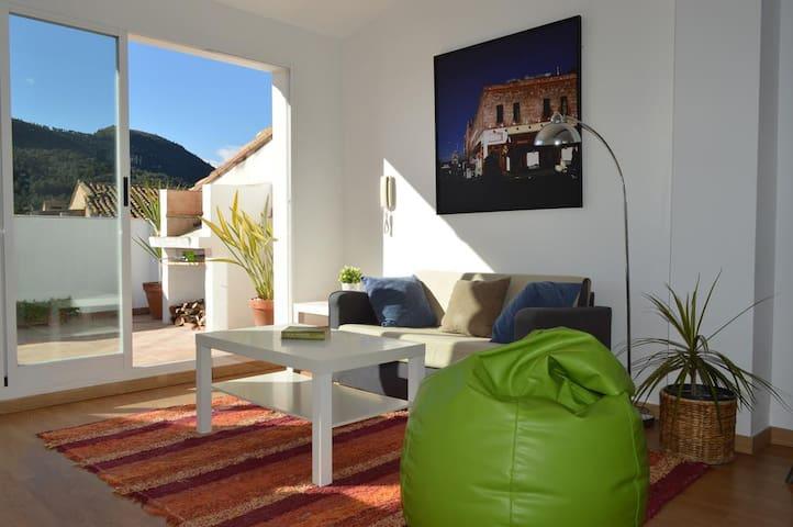 Casa Rural encantadora en plena Sierra Calderona - Estivella - House