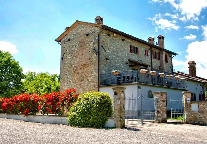 Casa Donella B&B 1, Sansepolcro Arezzo Wi-fi.