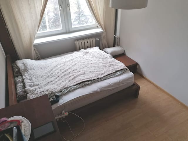 Comfortable room in Warsaw