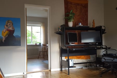 Nice 52 m2 apartment for 1 month, central Göteborg