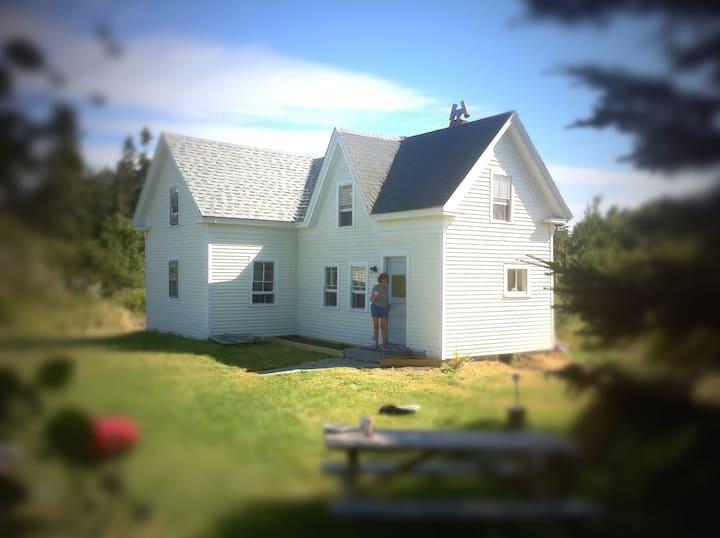 Farmhouse on Island Paradise
