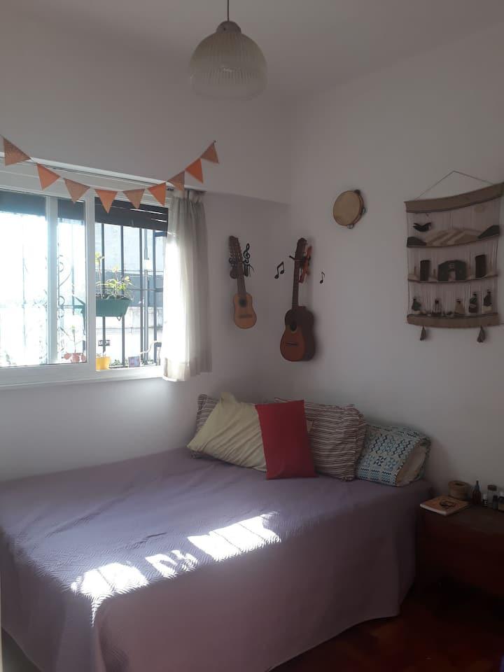 Apartamento cómodo y acogedor ideal para parejas