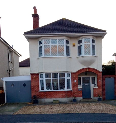 Detatched 3 bedroom family house