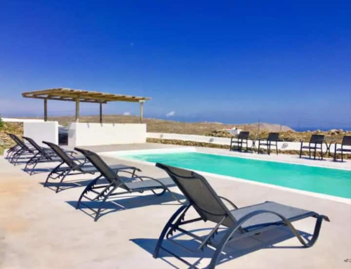 Avalon cosy apartments Ivory, with swimming pool