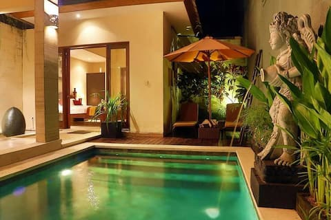 Lovely one bedroom villa in cozy area LV2