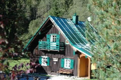 Jägerhütte Lungötz