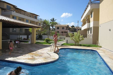 Beautiful duplex apartment. Stella Maris. Salvador