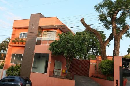 Apartamento Central em Telêmaco Borba