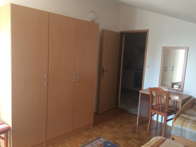 Apartman 1 - Seline - 客房