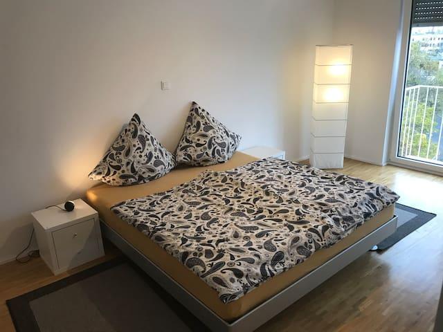 Citynahe 2 Zimmer Wohnung im Gallusviertel