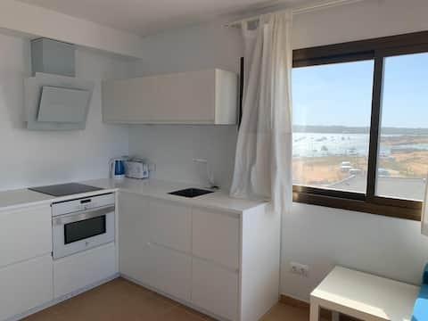 Apartamento con las mejores vistas de la Isla