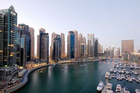 Lovely Bedroom in JBR/Marina (next to beach) - Dubai - Apartment