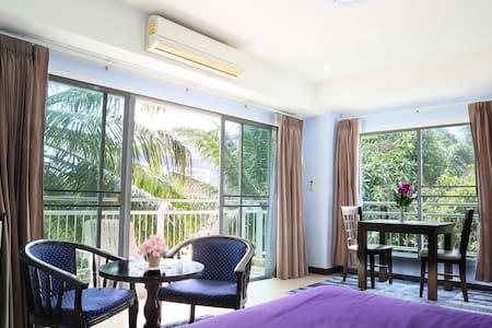 Luxurious & spacious (45m2) condo (204) - Tambon Hua Hin - Apartment
