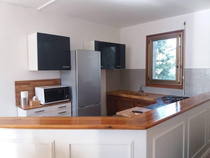 Grand Appartement Monticello (Ile Rousse - Corse)