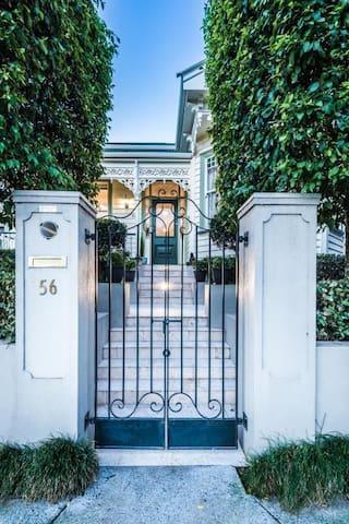 Ponsonby Villa Romance - Auckland - Hus