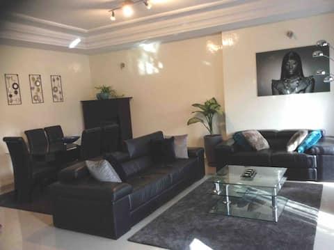 Appartement de luxe á Hann Maristes