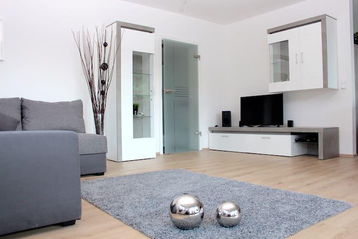 FeWo Larum am Edersee/Kellerwald - Edertal - Appartement