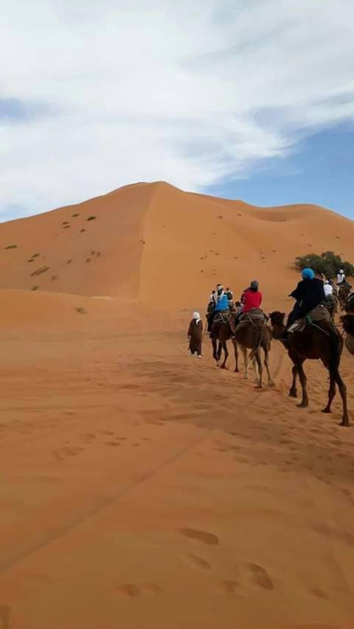 Welcome to Désert Sahara Morocco