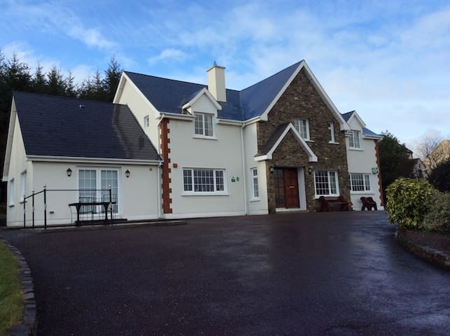 Sneem River Lodge B&B, on the Ring of Kerry.