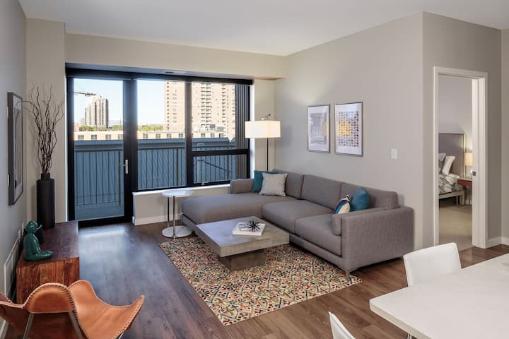 Entire apartment for you   2BR in Minneapolis