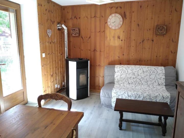 Appartement charmant à Abriès