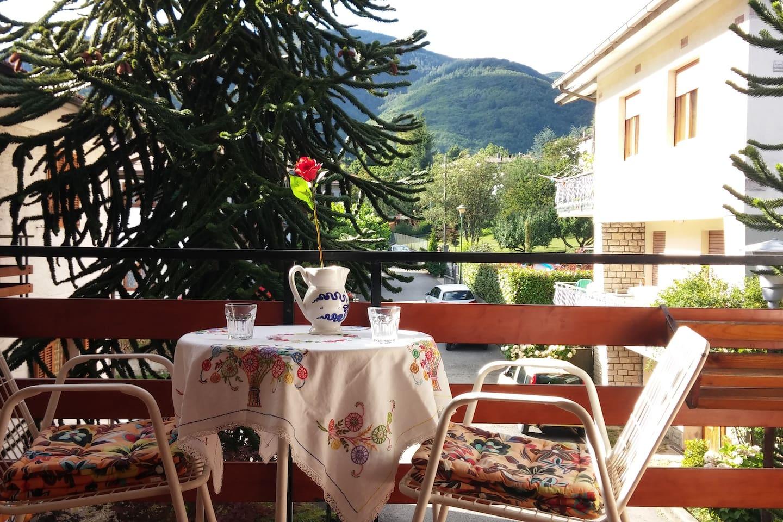 terrasse du salon