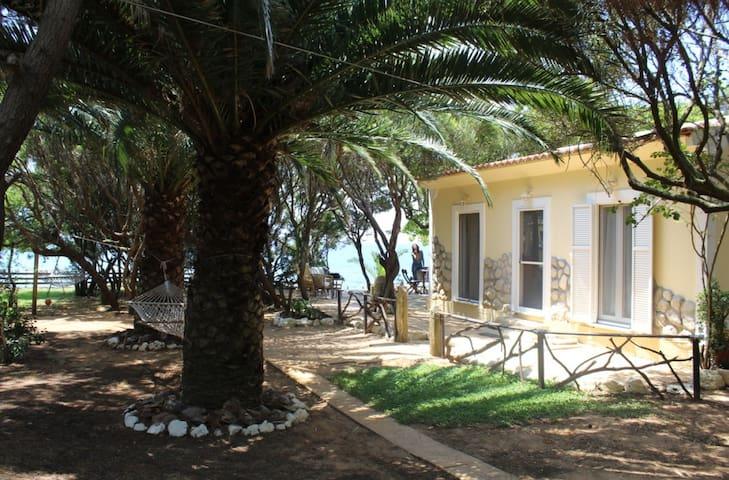 TAYIA BEACH HOUSE - Korfu - Lägenhet