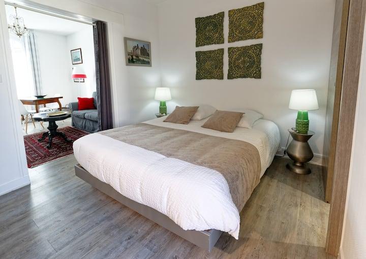 Villa Marja - Batz/mer - Classé 3 étoiles