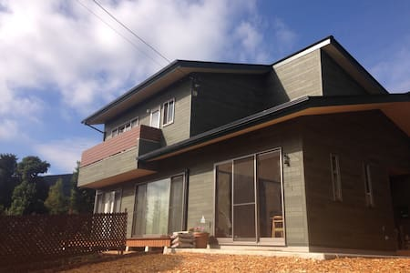 Brand new house in Atami