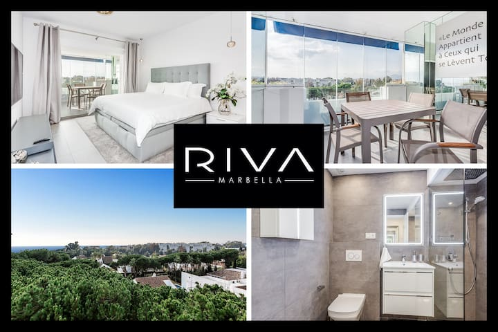 by RIVA - Amazing View, Studio in Medina Garden of Puerto Banus
