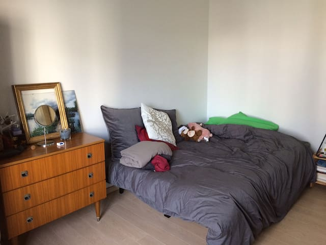 Spacious room for rent in Ghent! - Gant - Casa